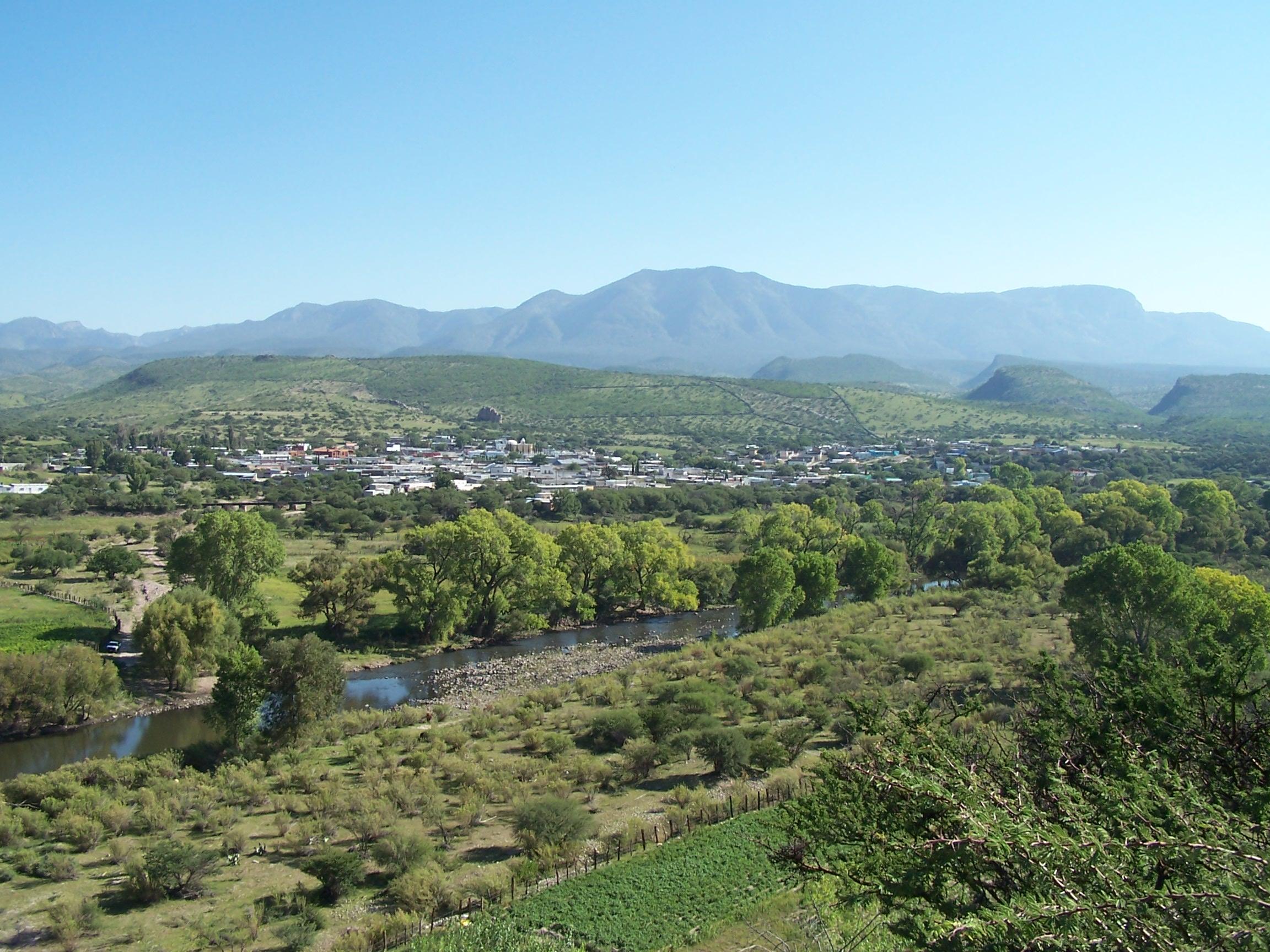 Fotos de la sierra de tepehuanes durango 45